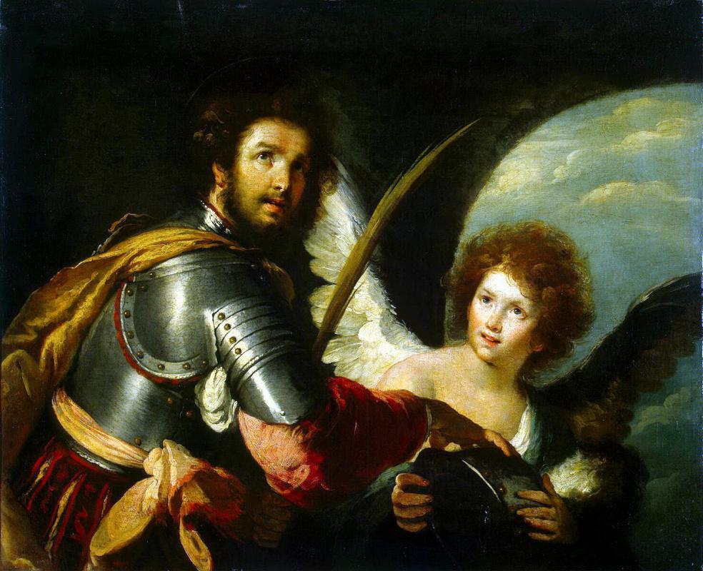 Бернардо Строцци. Ангел