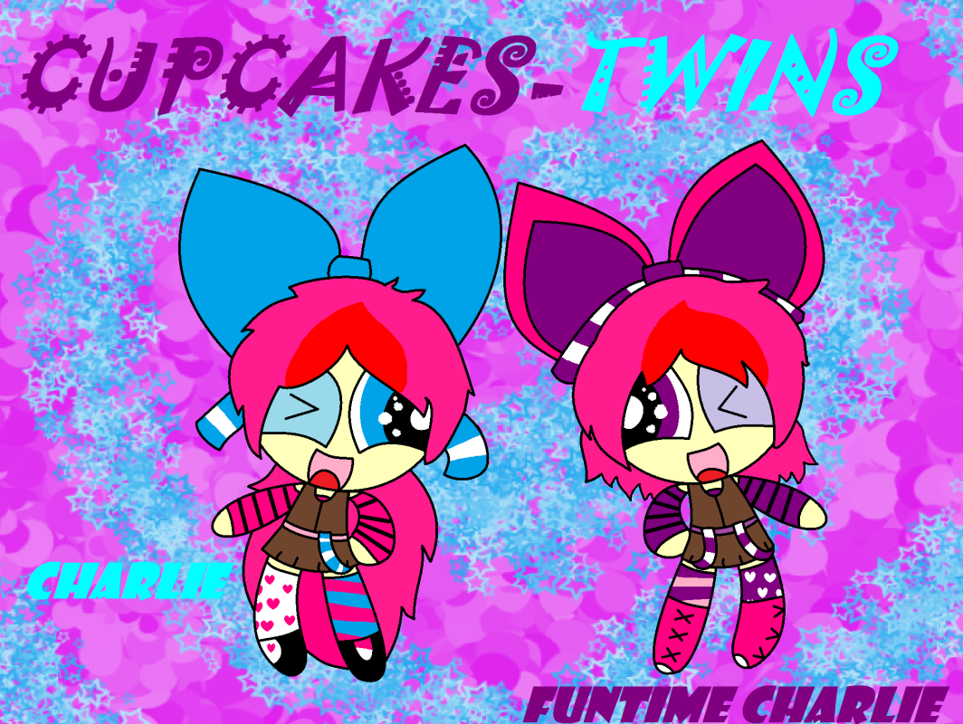 Cat The killer. Fnaf`s cupcakes