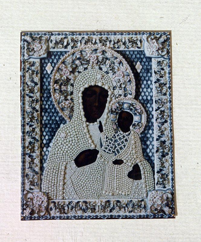 Московская Иконописная Мастерская. Икона Богородицы Ченстоховская