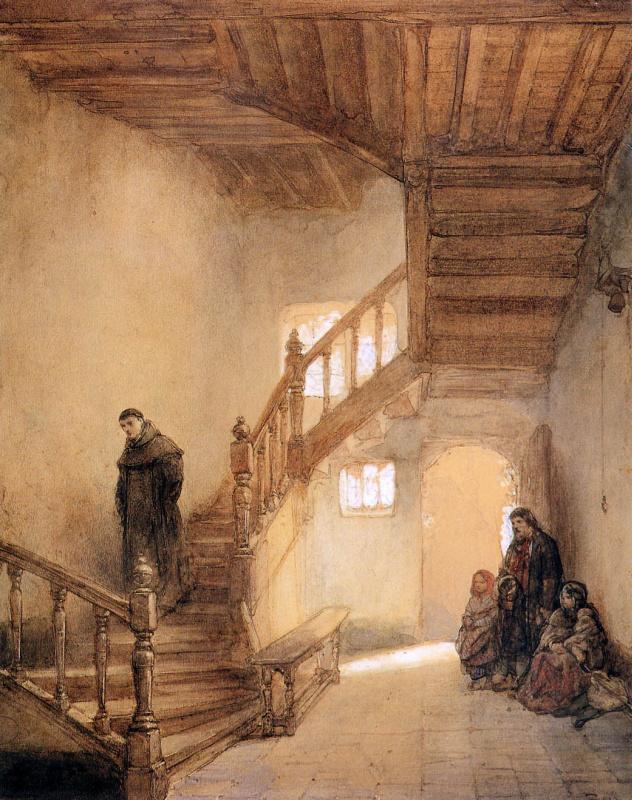 Йоханнес Босбум. Монастырь в Боксмеере