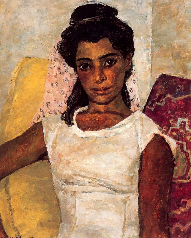 Хосеп-Мария Маллол Суасо. Портрет 4