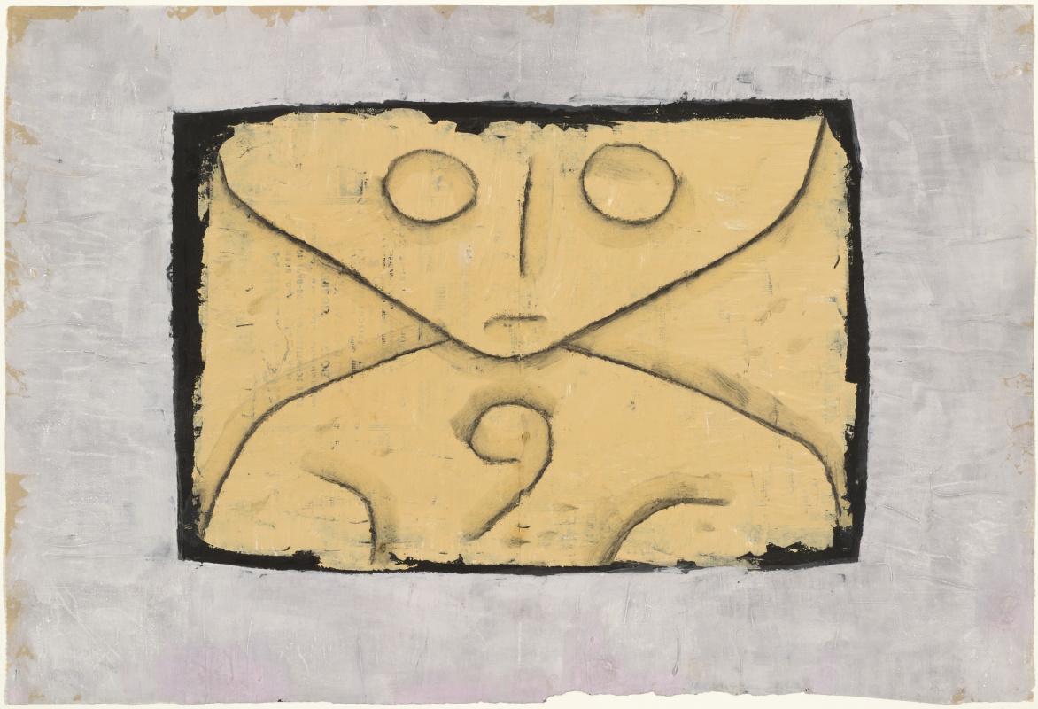 Пауль Клее. Письмо призрака
