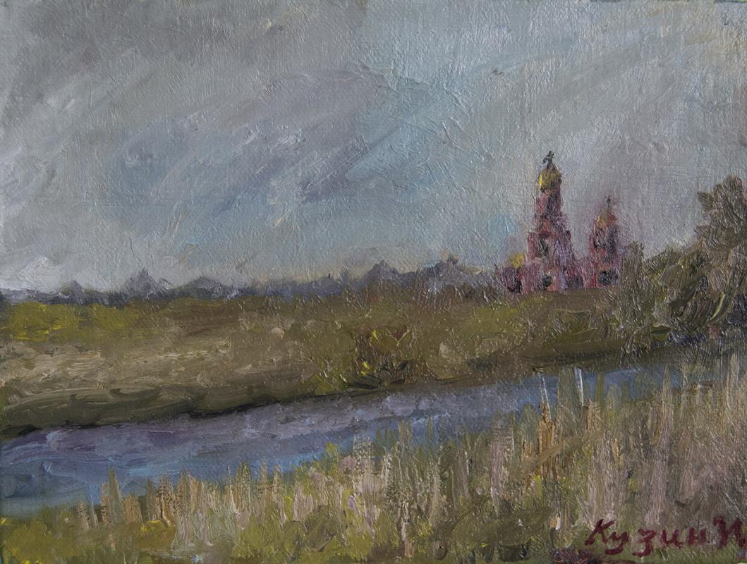 Ivan Olegovich Kuzin. The Forgotten Church