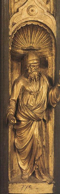 Лоренцо Гиберти. Святой