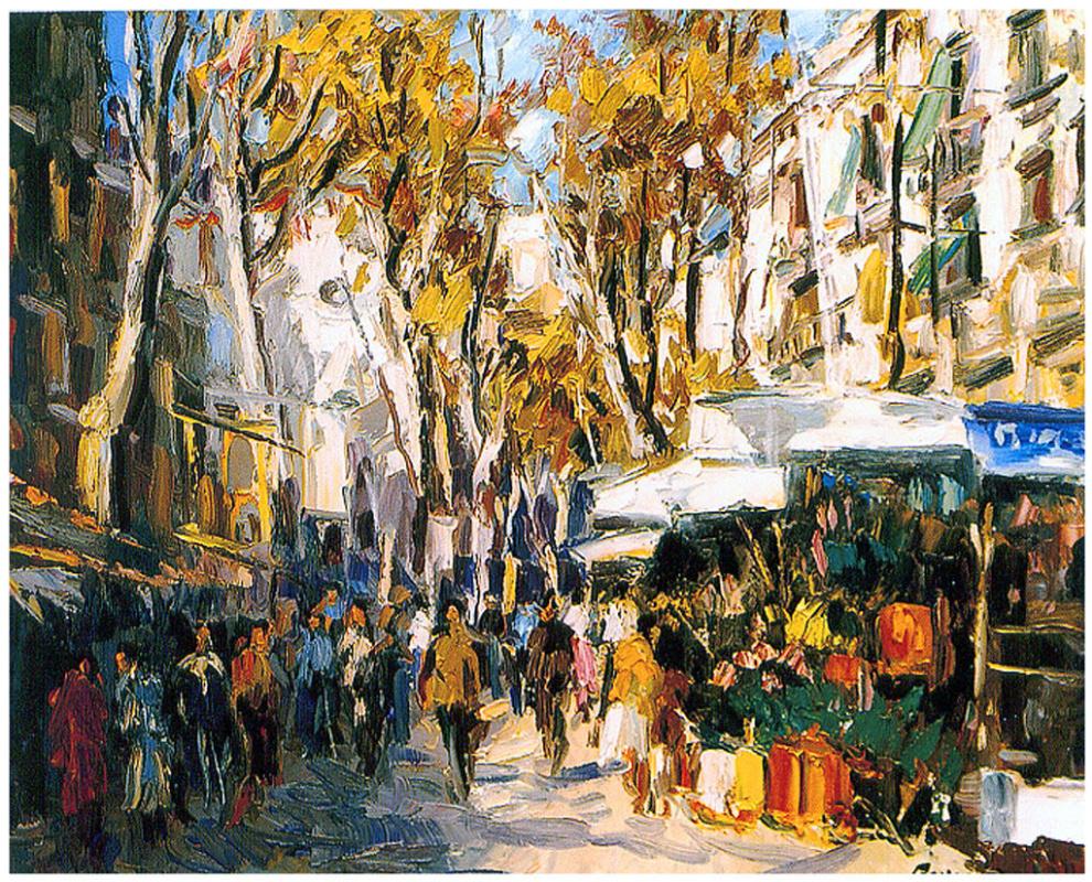 Antonio Reverte. Trees