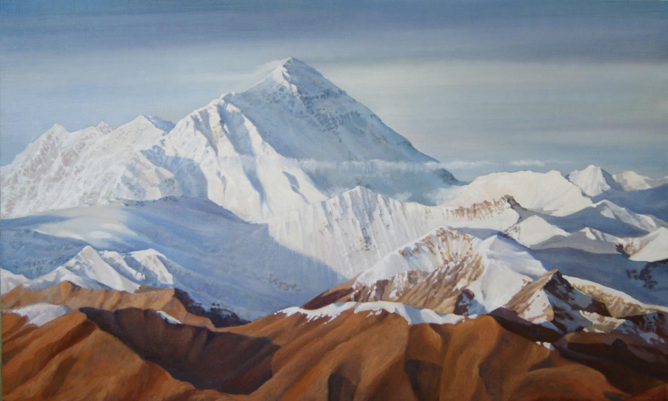 Alan Albegov. Everest