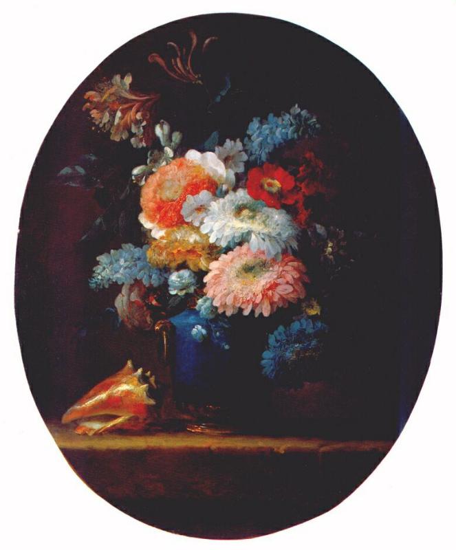 Анна Валайер-Костер. Ваза цветов