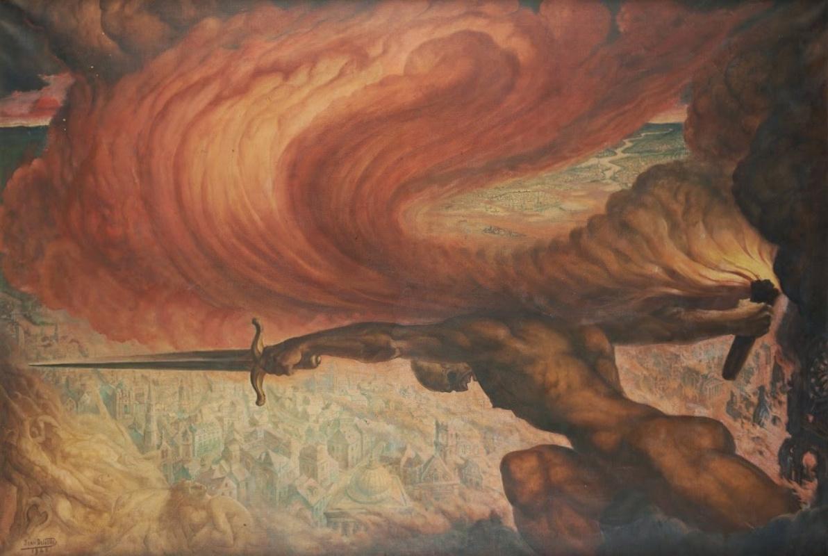 Жан Дельвиль. Сила: Огнем и мечом