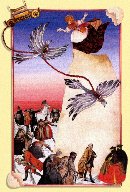 Лора Розэно. Синяя птица и другие сказки 06