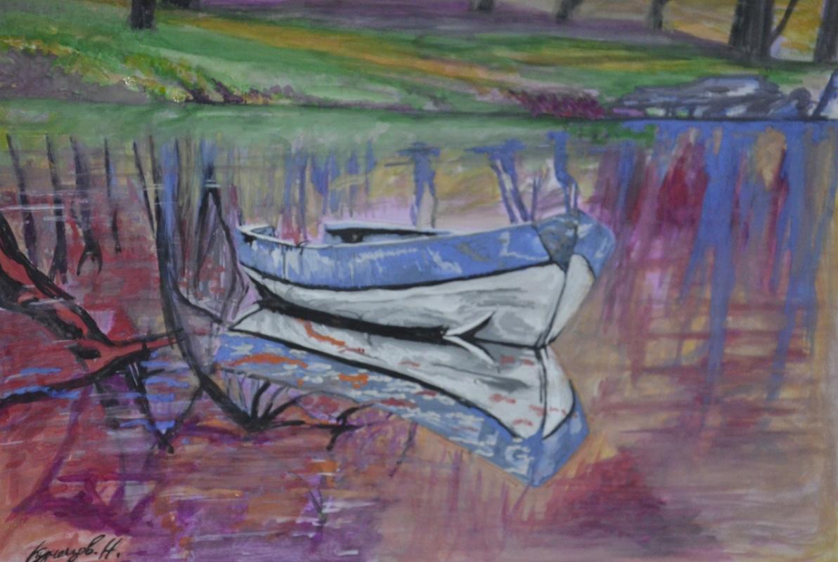 Kuznetsov .N.. Boat