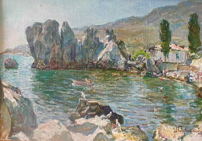 Albin Stanislavovich Gavdzinsky. Bay