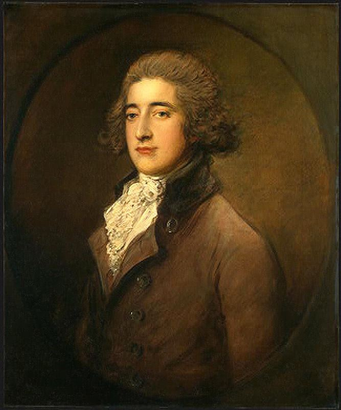 Thomas Gainsborough. John, 4th Earl of Darnley