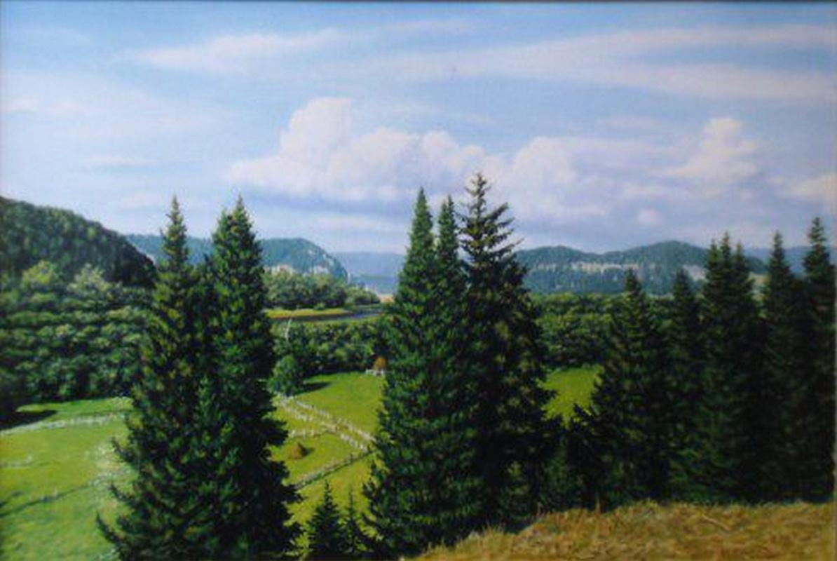 Michael Besedin. Inzer river valley.