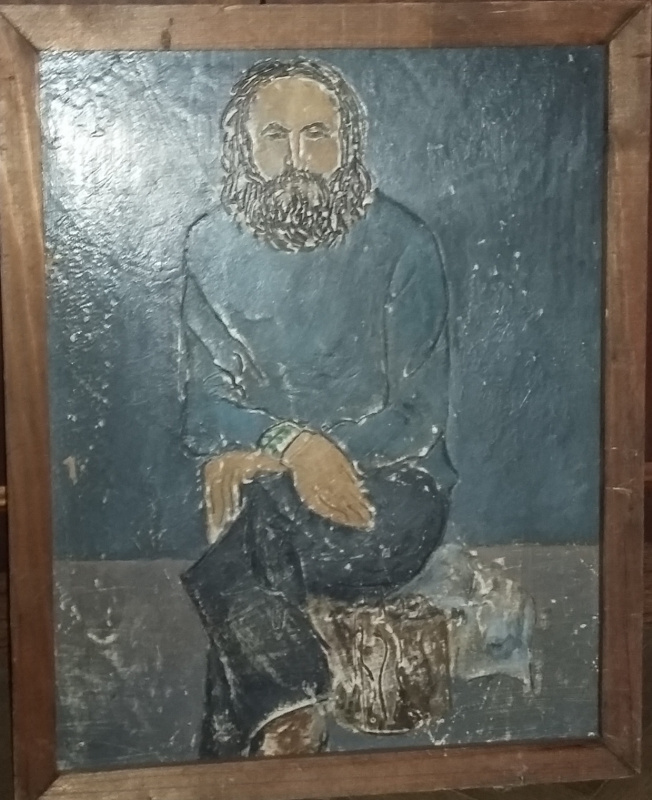 Nikolay Zverev. Yogi