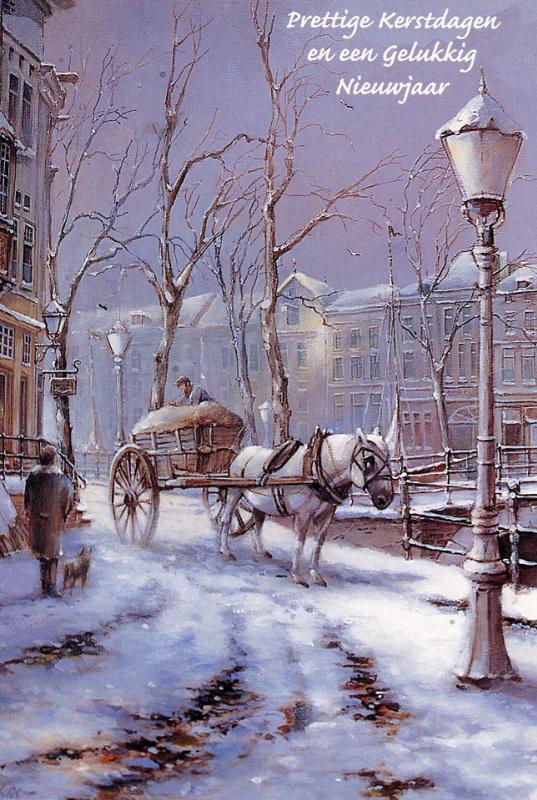 Рождество Веселый. Зима