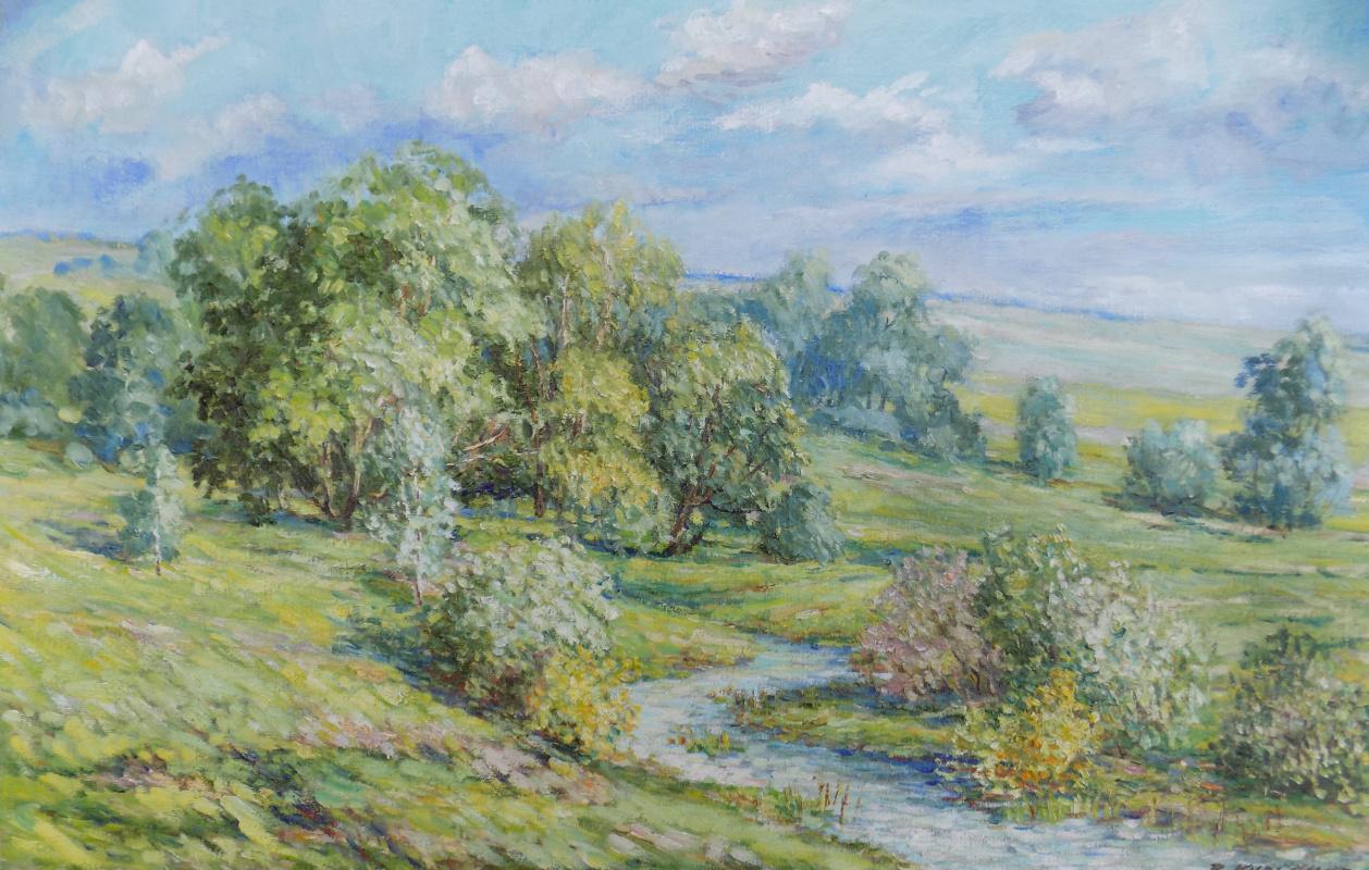Victor Vladimirovich Kuryanov. Rainy may