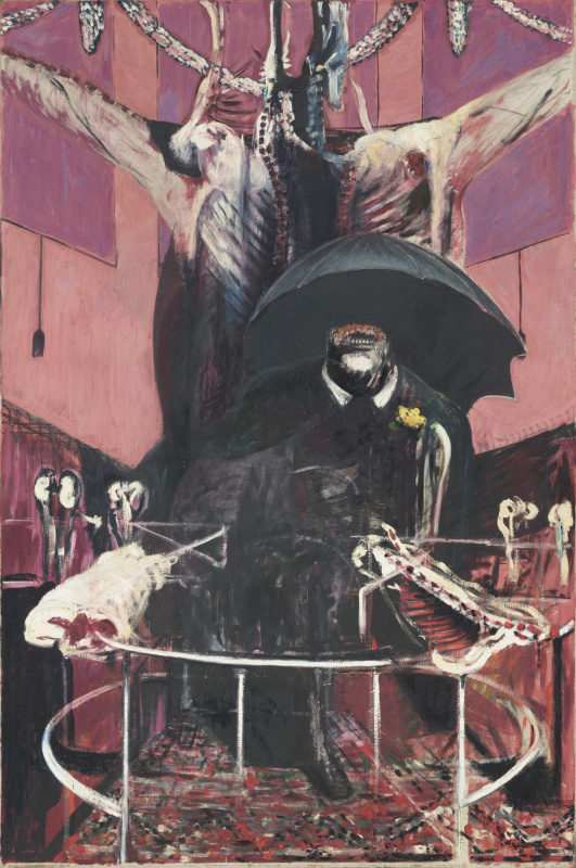 Francis Bacon. Painting 1946