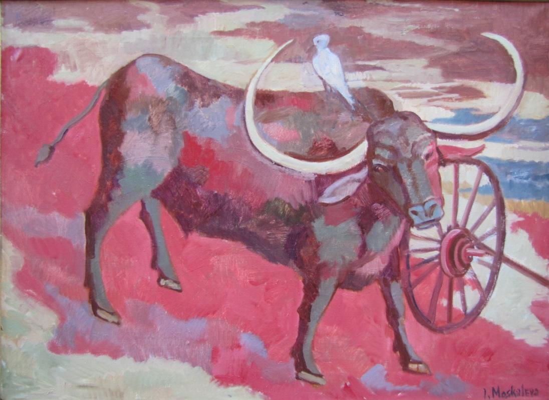 Irina Alexandrovna Moskaleva. The Manas Bull