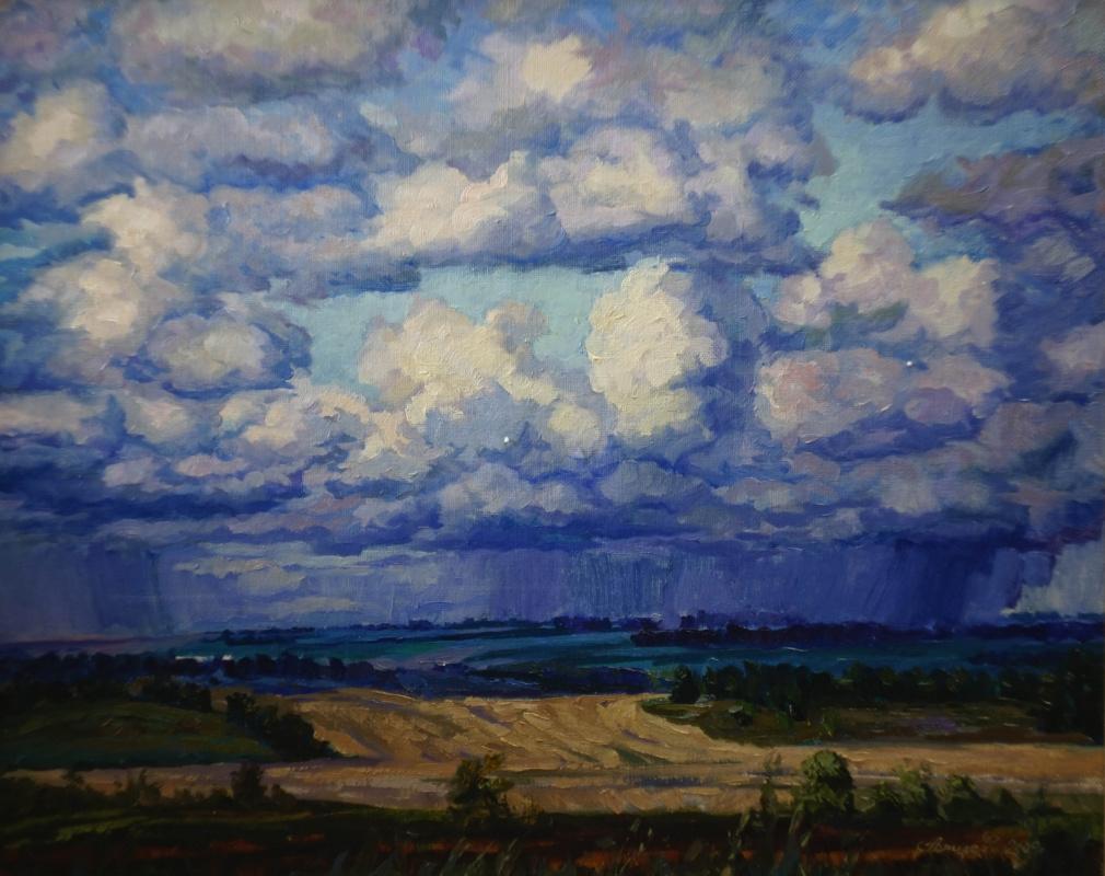 Alexey Alekseevich Drilev. Altai sky