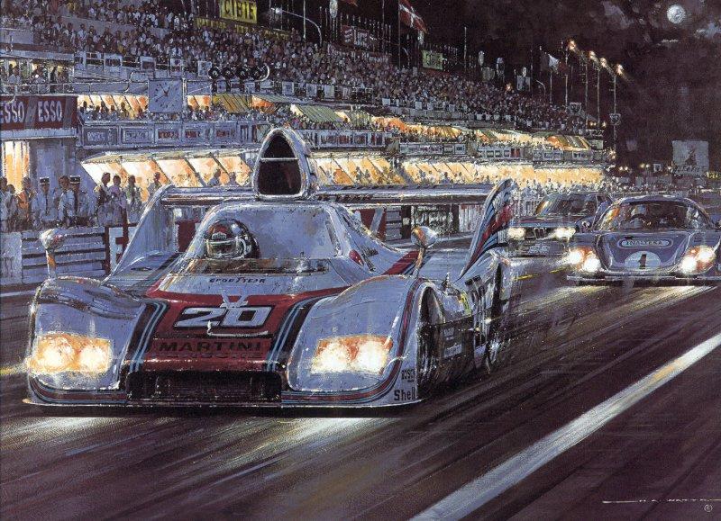 Roy Rob. Racer