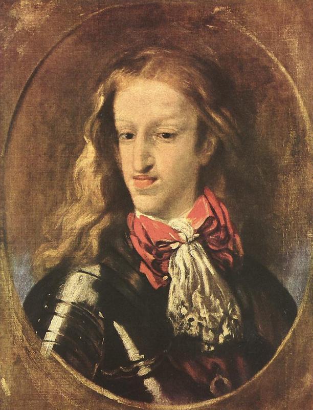 Клаудио Коэльо. Король Карл II