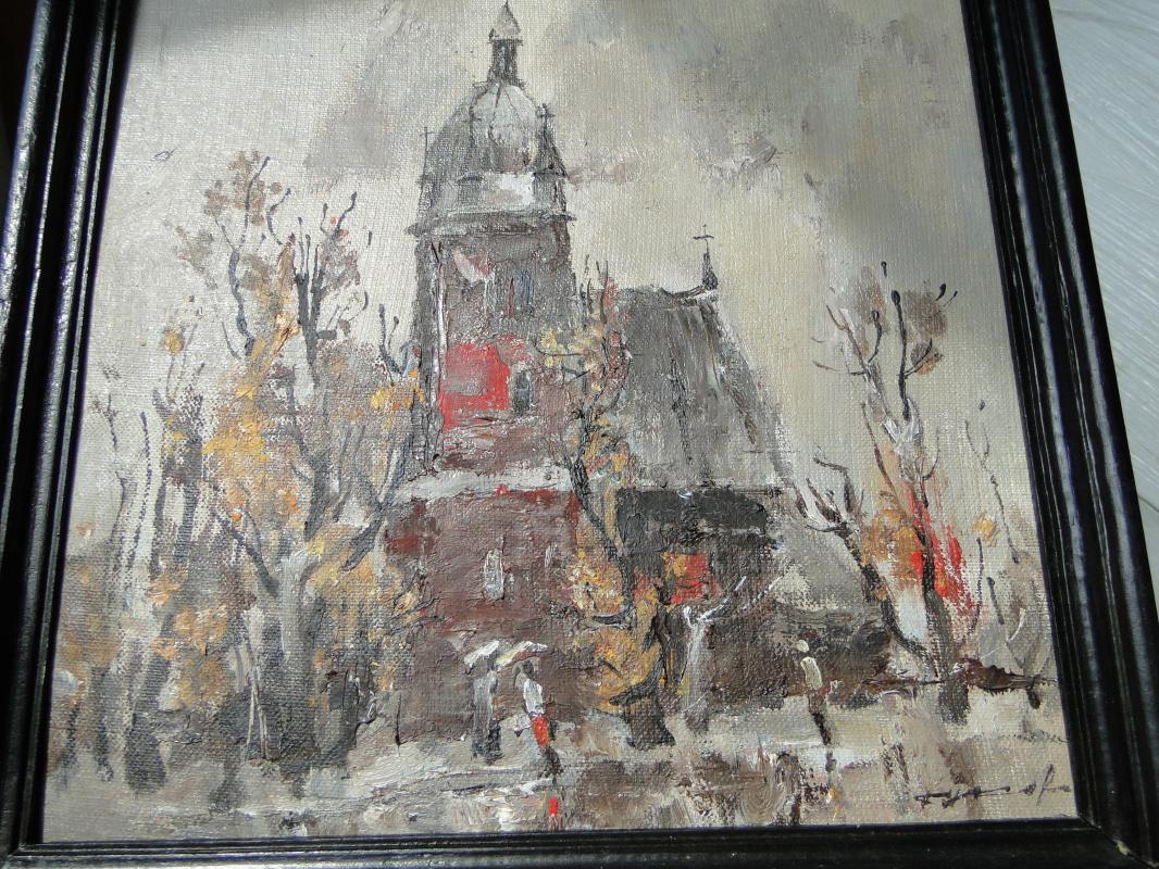 Пятницкая Церковь.