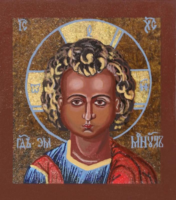 Sergey Vladimirovich Skorobogatov. Icons