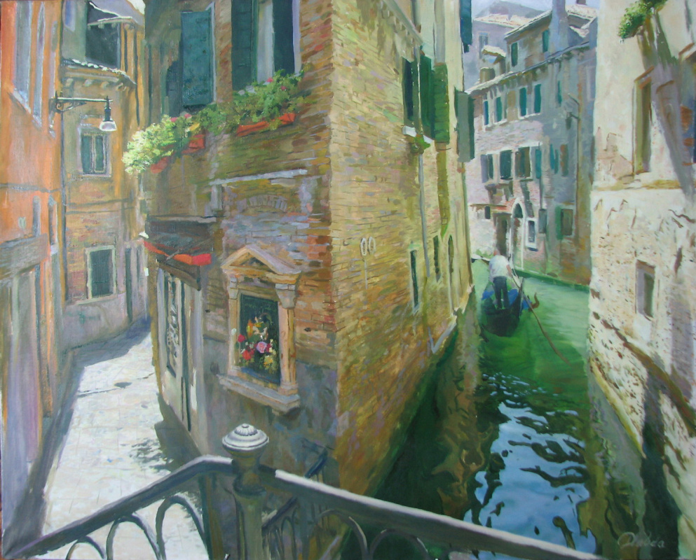 Dmitry Nayda. Venice