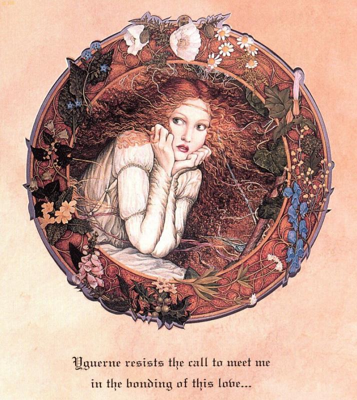 Линда Гарленд. Иллюстрация 17