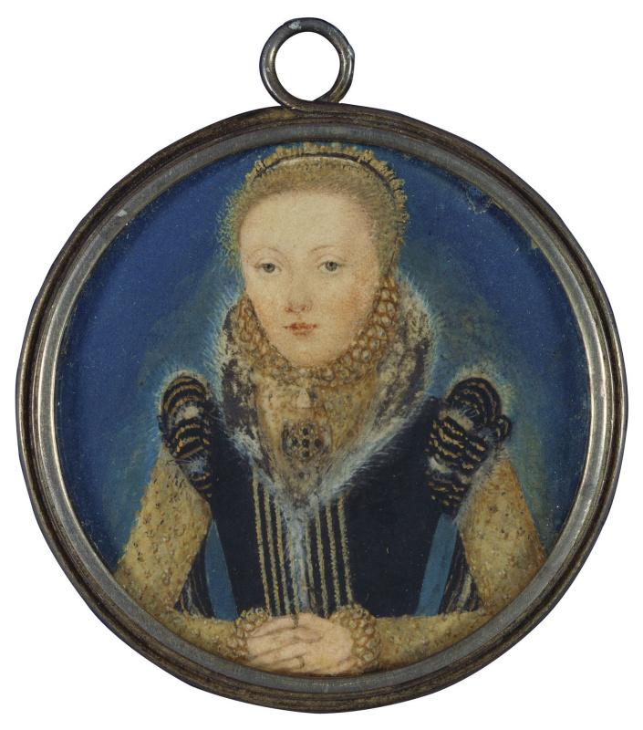 Левина  Теерлинк. Елизавета І, королева Англии