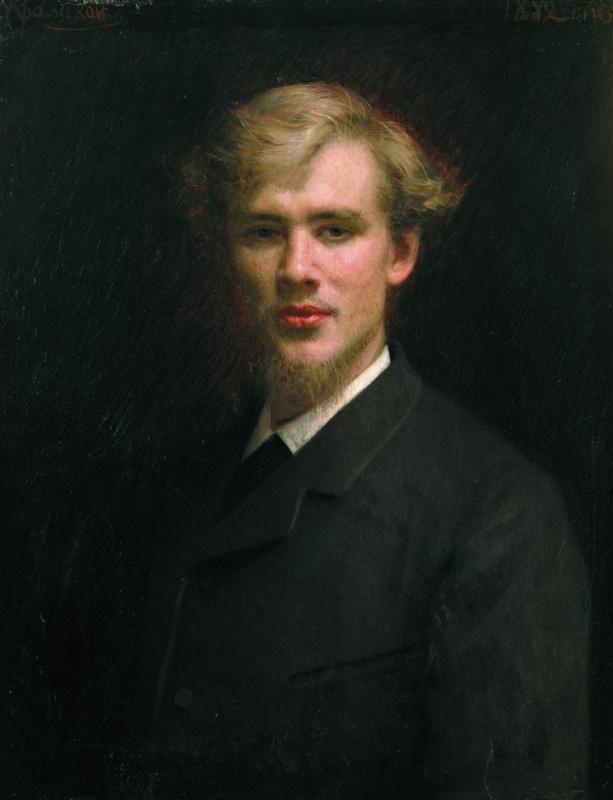 Ivan Nikolayevich Kramskoy. Portrait of Dr. Sergei Sergeyevich Botkin