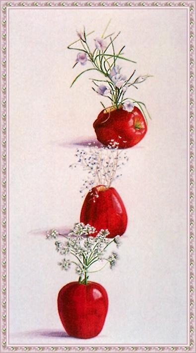 Гейл Кольер. Яблоки