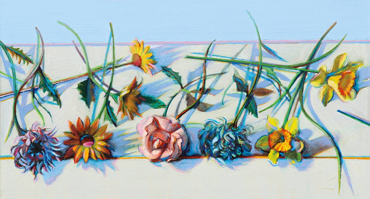 Artificial Flowers By Wayne Thibaut History Analysis Facts