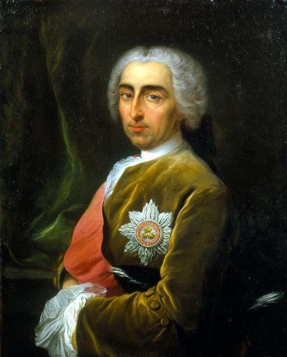 Charles Andre van Loo. Bateman William, first Viscount Bateman