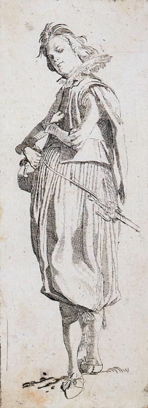 Виллем Бейтевех. Итальянский дворянин