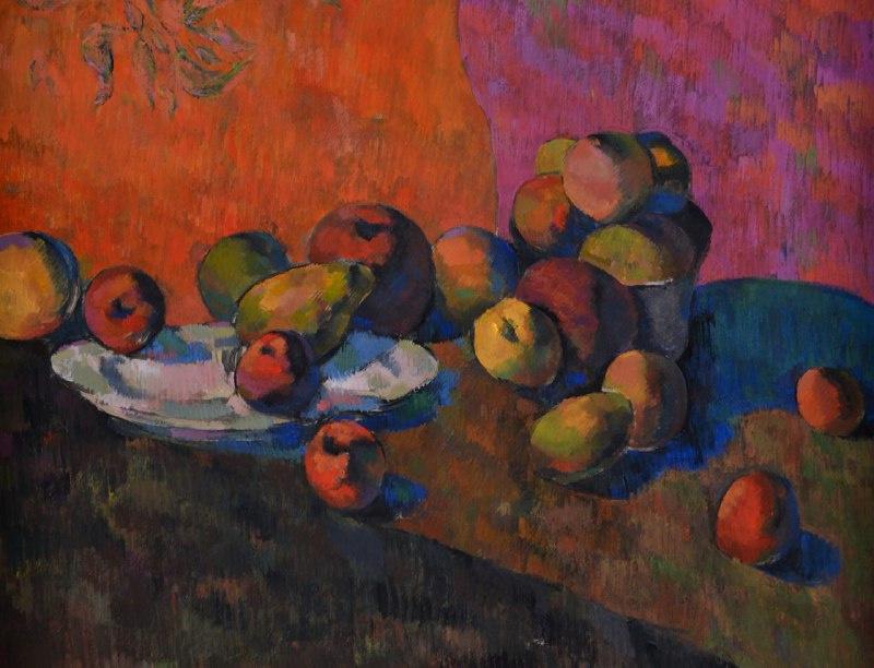 Alexandr Petelin. Fruits