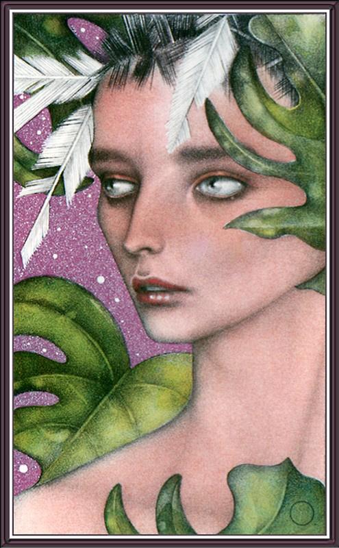 Мелл Одом. Листья