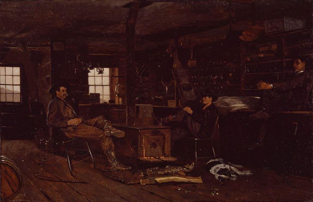 Winslow Homer. Provincial store