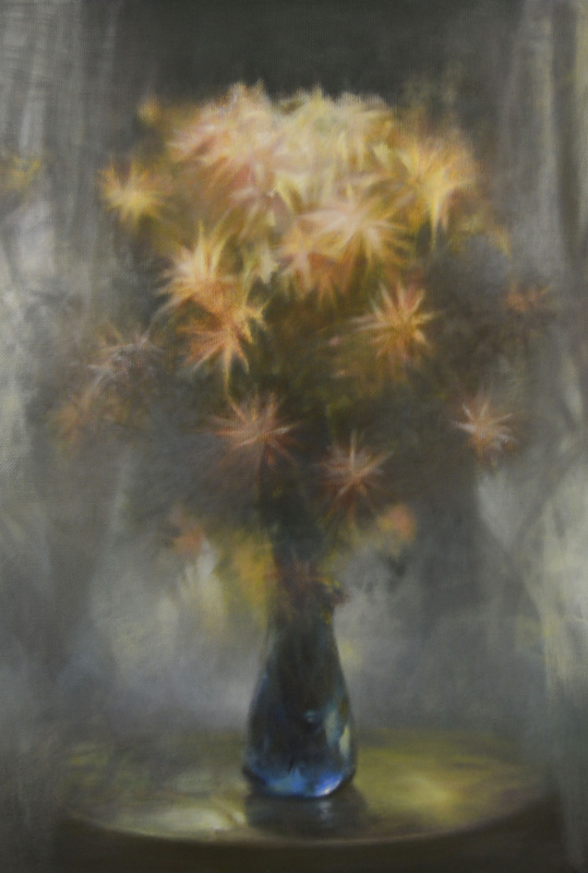 Michael Spiridonov. Shimmering bouquet