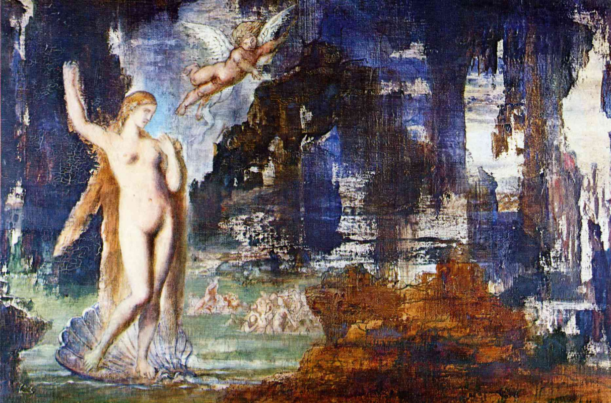 Гюстав Моро. Венера