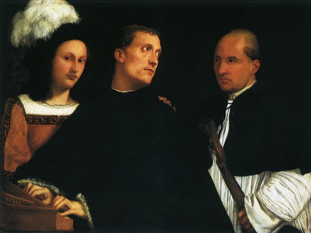 Titian Vecelli. Concert