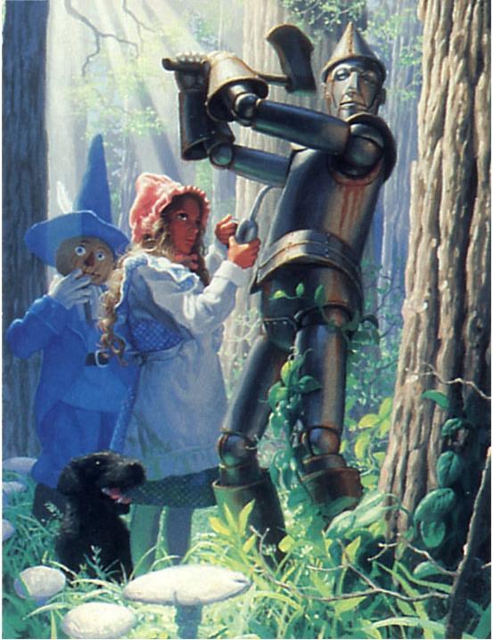 Грег Хильдебрандт. Сюжет 36