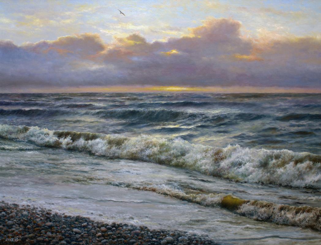 Сергей Владимирович Дорофеев. Sea Symphony