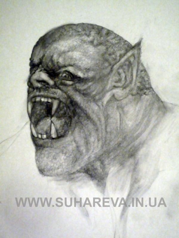Татьяна Сухарева. Devil