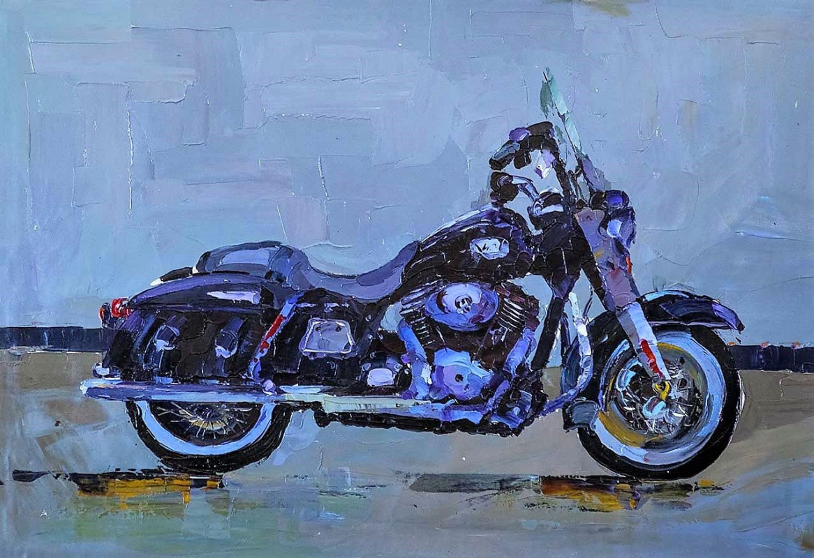 Jose Rodriguez. Chopper N5. Portrait