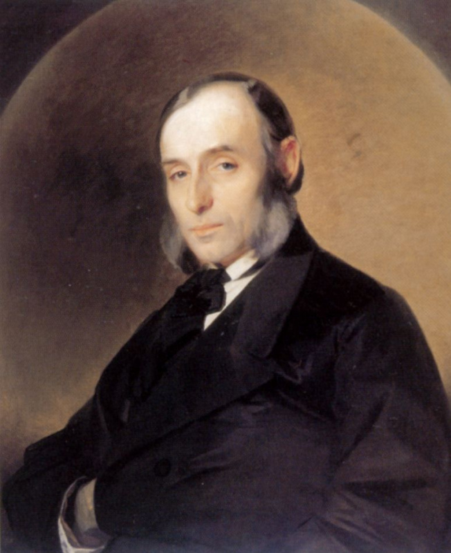 Портрет архитектора Иосифа Степеновича Каминского