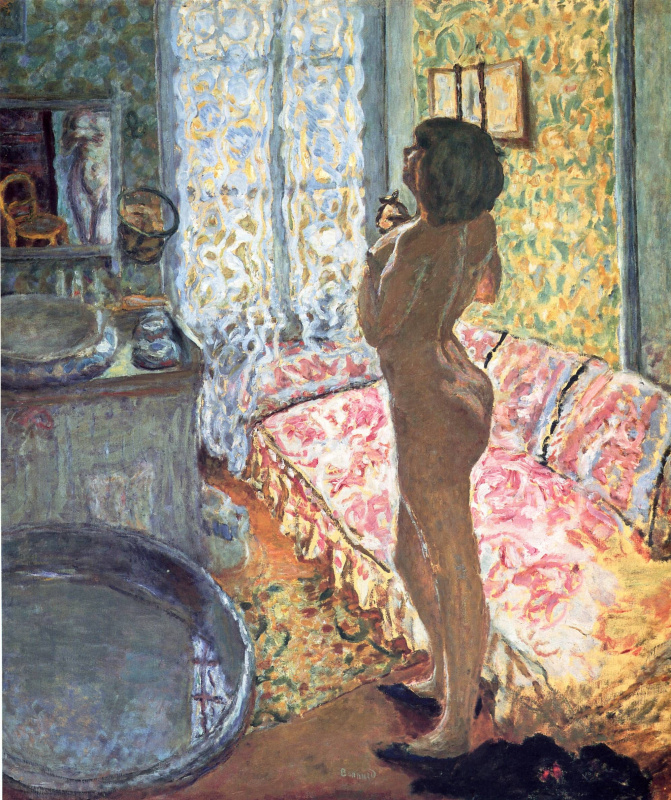 Pierre Bonnard. The sun