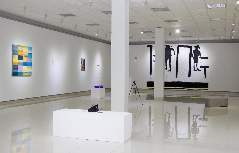 """Svetlana Baskova. Exhibition """"Simple Numbers"""""""