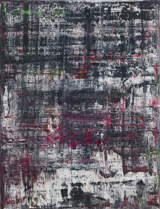 "Gerhard Richter. Cycle ""Birkenau"" IV"