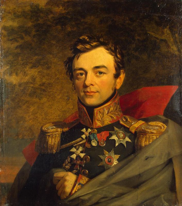 Портрет Ивана Федоровича Паскевича